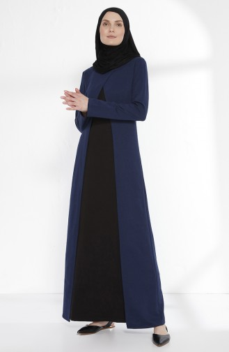 Robe 2895-11 İndigo Noir 2895-11