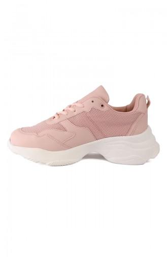 Letoon Bayan Spor Ayakkabı INCITANEM-01 Somon