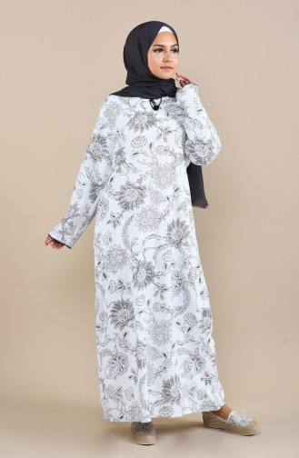 White Dress 32201-03