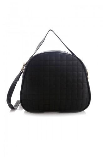 Black Shoulder Bag 28Z-01