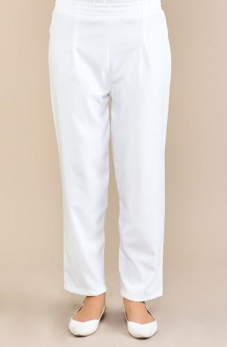 بنطال أبيض 5272-01