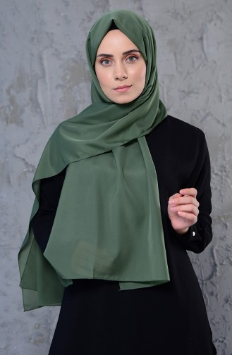 Bursa Seiden Schal  13064-01 Khaki 13064-01