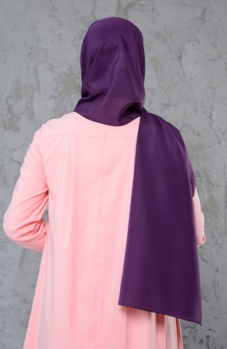 Schal aus Bursa Seiden 13064-09 Lila 13064-09
