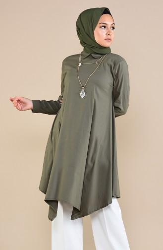 Khaki Tunic 5016-05