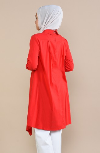 Red Tunic 5016-07