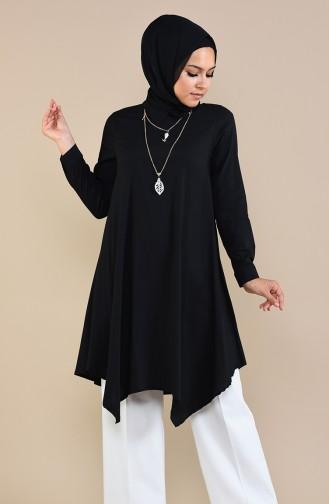 Black Tunic 5016-08