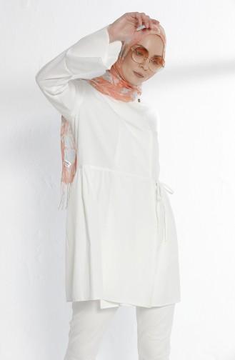 Tunique 9012-14 Blanc 9012-14