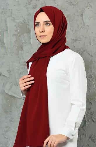 Claret red Sjaal 2307-25