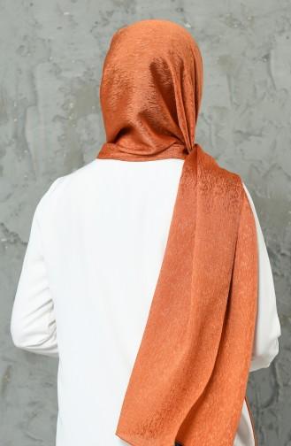 Orange Shawl 2308-10