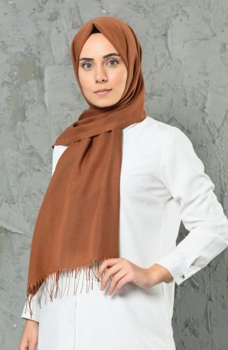 Tobacco Brown Sjaal 901488-15