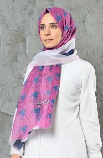 Pink Sjaal 901507-06