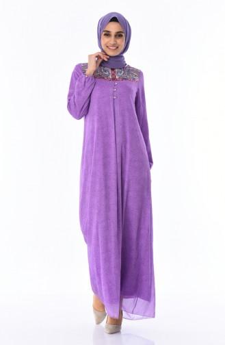 فستان ليلكي 6Y3625900-02