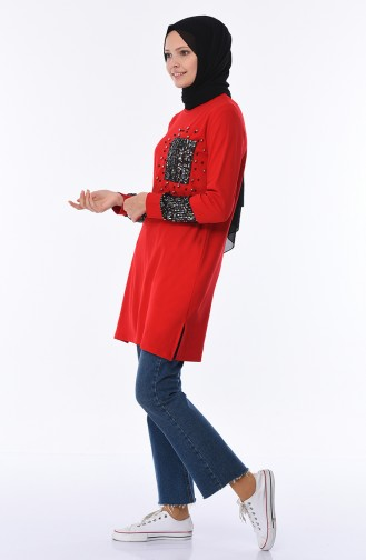 Red Tunic 19015-03