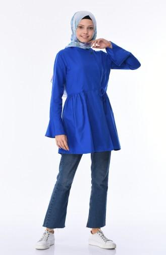 Tunique 9012-17 Bleu Roi 9012-17