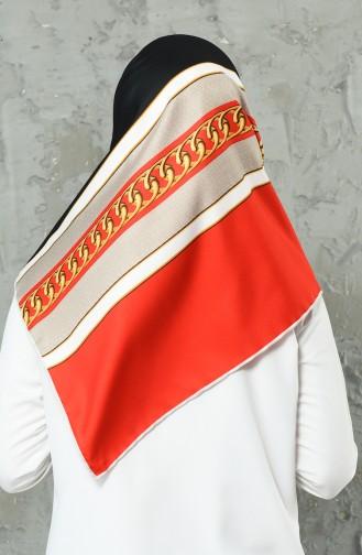 Red Hoofddoek 2302-01