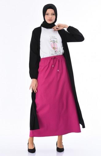 Fuchsia Skirt 1128E-01