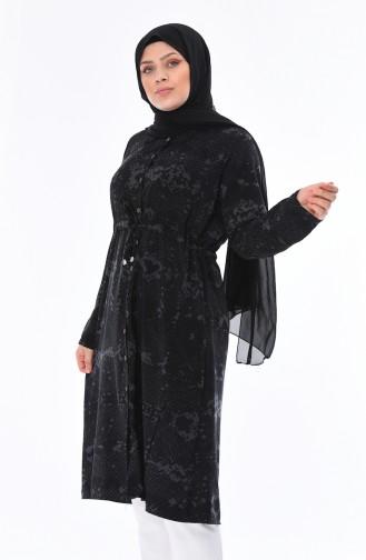قميص أسود 7262B-01