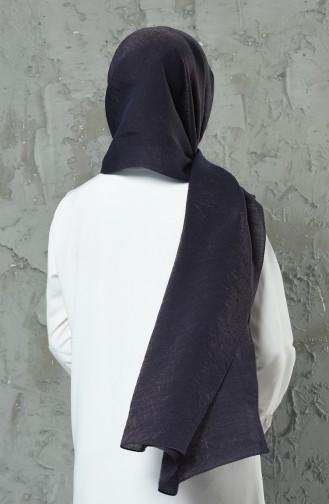 Châle Armine Trend Tensel 44030-02 Bleu Marine 44030-02