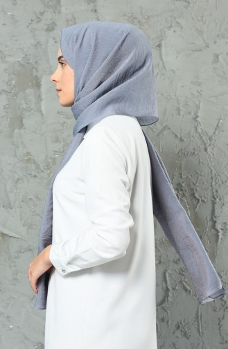 Silver Gray Sjaal 44030-08