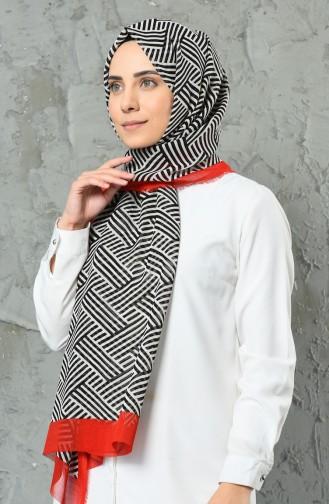 Châle Armine Belli Panama 6046P-01 Rouge 6046P-01