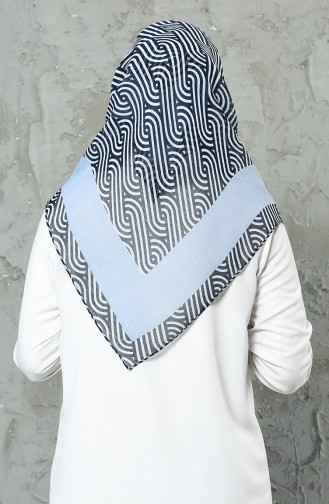 Baby Blues Scarf 3491P-11