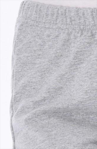 Grau Jogginghose 18006-01