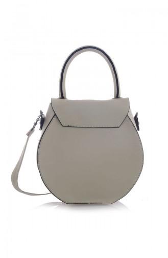 Beige Shoulder Bag 33Z-02