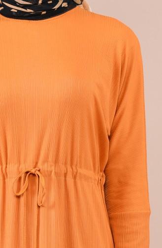 Mustard Dress 2249-06