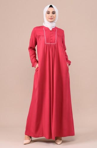 فستان ارجواني داكن 99212