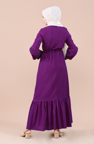 Purple Dress 5023-05