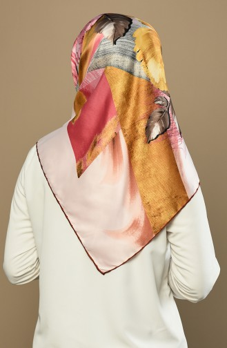Tobacco Brown Scarf 2319-09