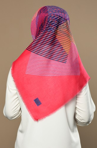 Pink Scarf 901512-11