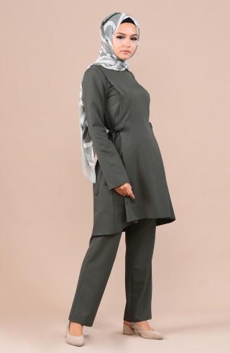 Khaki Suit 0247-06