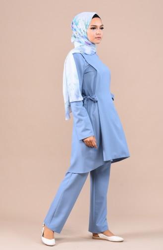 Blue Suit 0247-07