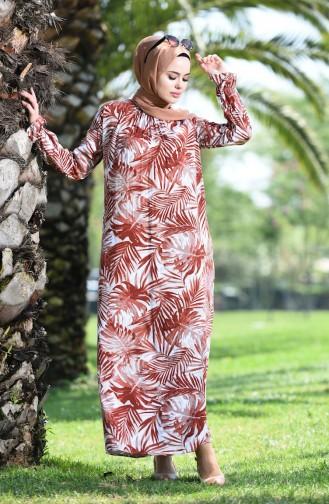 Onionskin Dress 8000-06