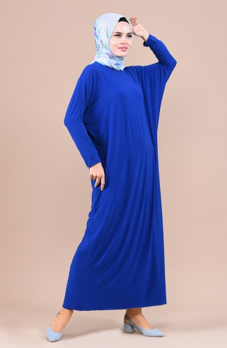 Saxon blue Dress 1781-01