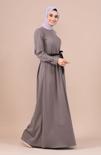 Robe a Ceinture 60037-01 Vison 60037-01