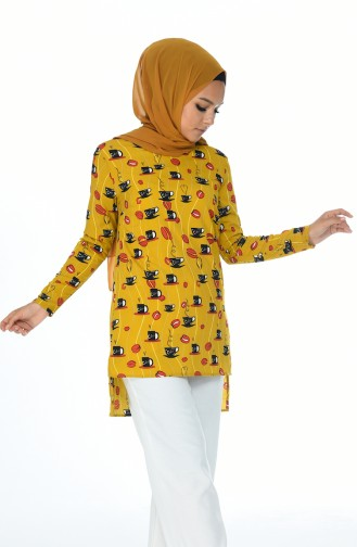 Yellow Tuniek 1367-02