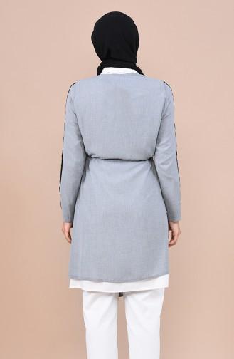 Gray Tunic 5006-01