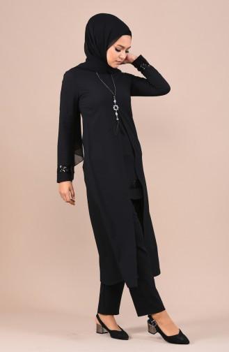 Black Tunic 1037-03