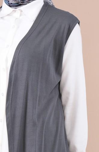 Gray Vest 7818-05