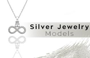 Gümüş Takı Modelleri