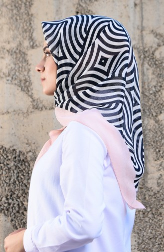 Powder Scarf 3402P-09