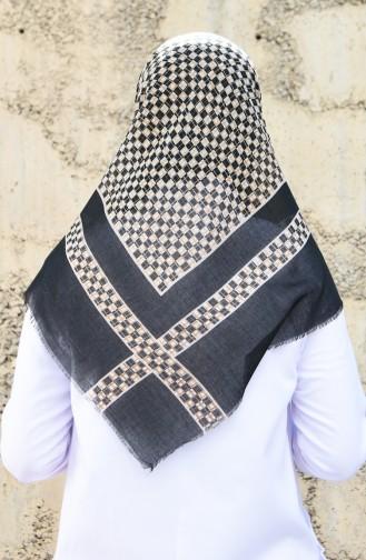 وشاح أسود 2324-04