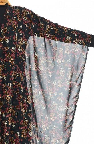 Claret red Pareo 53657-01