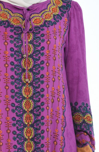 فستان رمادي 6Y3608429-03