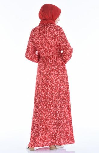 Red Dress 1046M-01
