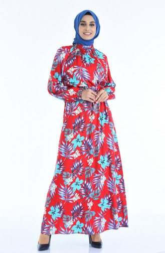 فستان بيج 1046N-02