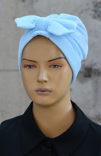 Babyblau Bonnet 1045-01