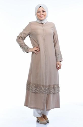 Mink Abaya 0205-05